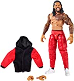 Mattel WWE GCL22 Elite - Figura de Jimmy Uso (15 cm) , color/modelo surtido...