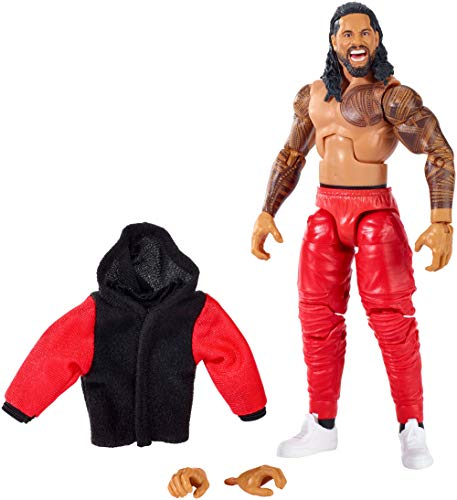 WWE Jimmy Uso Elite Collection Action Figure