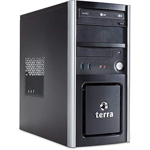 Terra PC Business 7000 Silent+ Core i7 9700 16GB RAM 500GB SSD NVMe Windows 10 pro