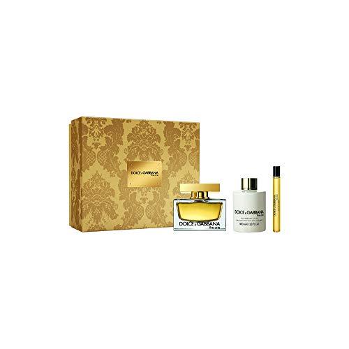 Kit The One Dolce & Gabbana Eau De Parfum 75 ml + Body Lotion 100 ml + Caneta 10 ml