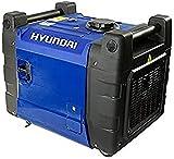 Hyundai Hy5600Sei - Generador Gasolina Inverter 3.000 RPM