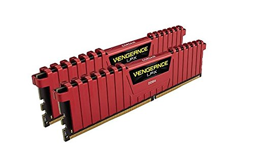 Corsair Vengeance LPX 16GB (2 x 8GB) 288-Pin DDR4 SDRAM DDR4 3200 (PC4 25600) Desktop Memory Model CMK16GX4M2B3200C16R