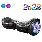 Scooter NLIAN Autobilanciante da 6,5 Elettrico Hoverboard con Altoparlante Bluetooth Motore Senza...