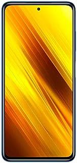 Xiaomi POCO X3 Dual SIM Mobile, 6.67 Inches, 128 GB, 6 GB RAM, 4G LTE - Cobalt Blue