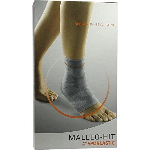 MALLEO-HIT Sprunggelenkbandage Gr.3 platinum 07074 1 St
