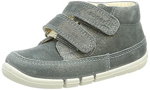 Superfit dziewczęce buty do nauki chodzenia Flexy, jasnozielony 7500, 23 EU