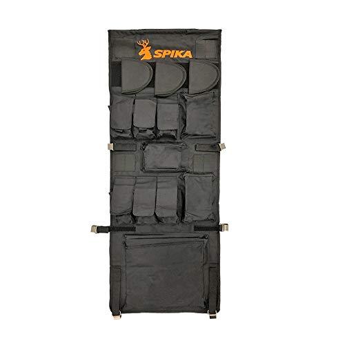 SPIKA Gun Safe Door Panel Organizer Adjustable Storage