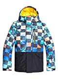 Quiksilver Mission Block - Snow Jacket for Boys 8-16 - Jungen 8-16