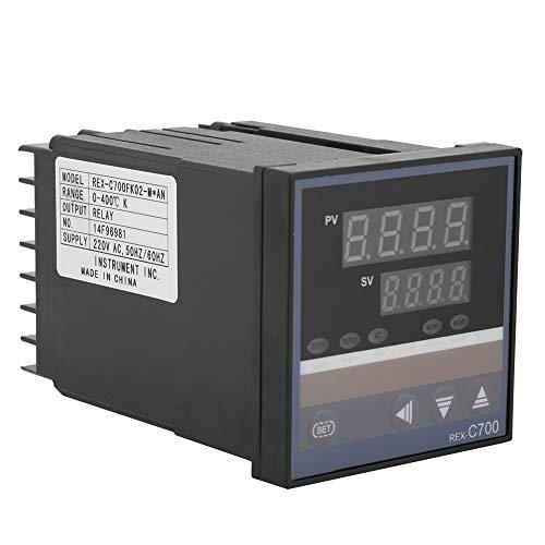Termostato Digital, Interruptor De Temperatura De Rendimiento Confiable Para Incubadora De Alimentos, Relé De Entrada De Horno Para Energía Eléctrica Para De Control Inteligente