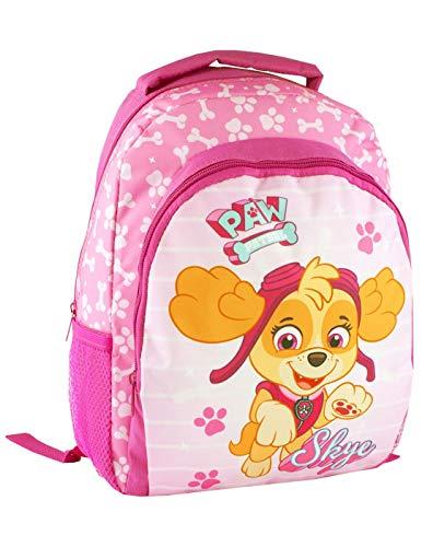 Paw Patrol Skye Pup - Mochila escolar para niña, poliéster, color rosa