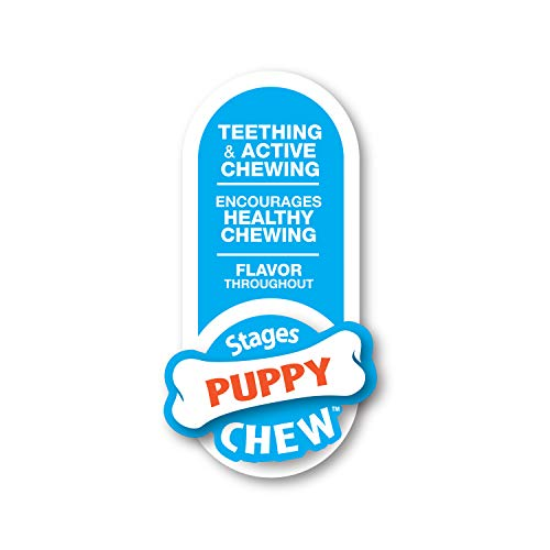 Nylabone Nylabone Puppy Teething & Soothing Flexible Chew Toy