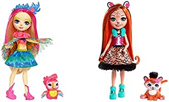 Enchantimals Muñeca (Mattel)