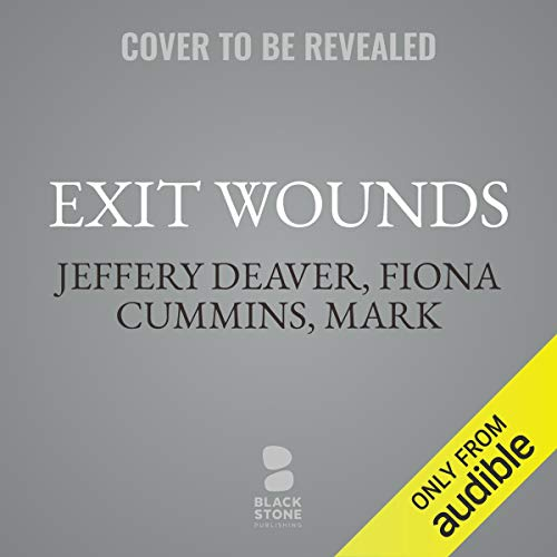 Exit Wounds audiobook cover art