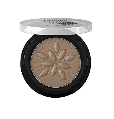 lavera Sombra de ojos mineral -Shiny Taupe 04- vegano - cosméticos naturales 100% certificados - maquillaje - 2 gr