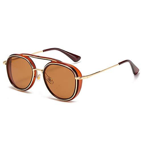 Gafas De Sol Hombre Mujeres Ciclismo Gafas De Sol De Pesca Dobles De Moda para Mujer Gafas De Sol para Hombre Gafas Negras-1-Wm2110-C3