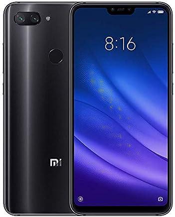 "Xiaomi Mi 8 Lite Smartphones Pantalla de Pantalla Completa de 6.26"", 6GB RAM + 128GB ROM, Tarjetas Dual SIM, cámara de 24MP Selfie y cámara Trasera de 12MP + 5MP AI Doble (Gris)"
