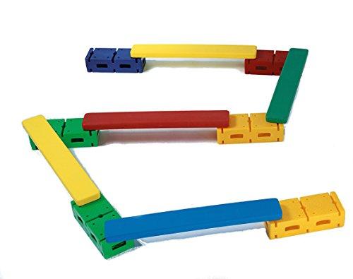 italveneta pédagogique 061 – Parcours équilibre pour Enfants, activité motrice