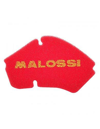 Motodak Largarse Malossi schuimstof-luchtfilter voor Piaggio 50 Zip Fast-Rider 1996+1997 rood