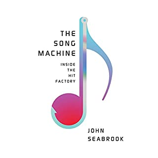 Song Machine audiobook cover art