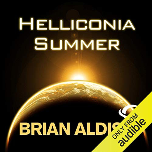 Helliconia Summer cover art