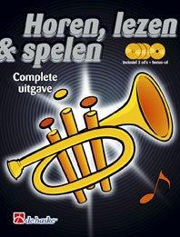 Horen, Lezen & Spelen Complete Uitgave trompet