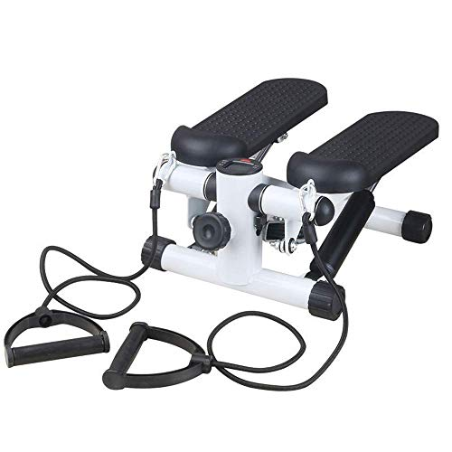 DSHUJC Mini Fitness Stepper hidráulico, Stovepipe, Equipo d