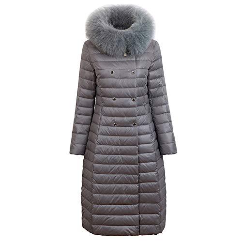 Dames winterjassen, verdikte pufferjas voor dames, winterjas met capuchon,C,L