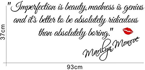 Marilyn monroe wall decal _image0