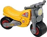 Wader My First Motorbike for Kids, Fully Functional Steering For Easier Maneuvering, Floor To Floor Ride