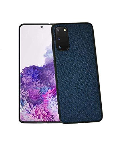 Proze Samsung S20 Hülle - Stoff Handyhülle Bumper Blau