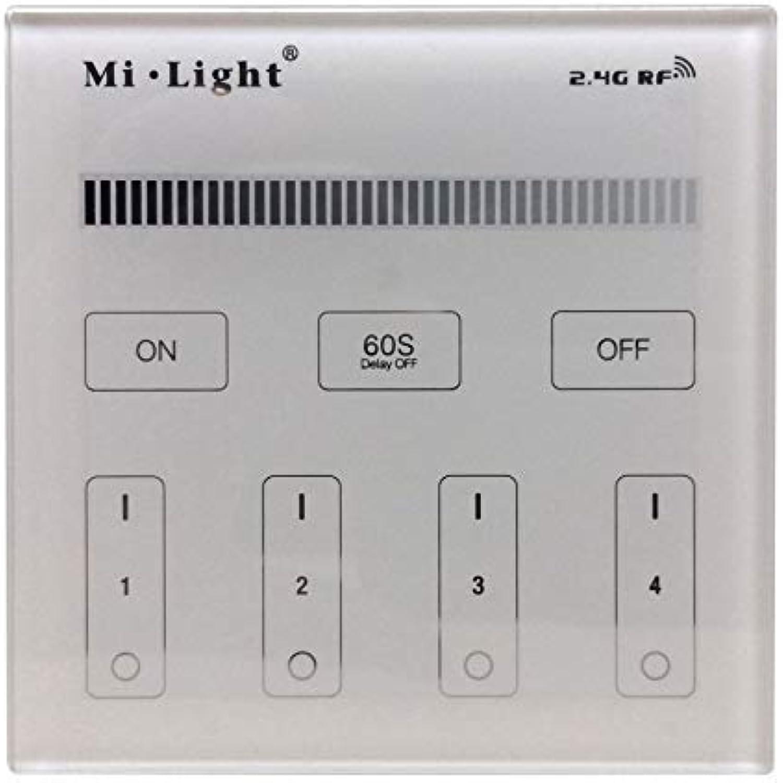 Funk-Wanddimmer FAXE max. 4 LED-Leuchtengruppen Fernsteuerung 571932