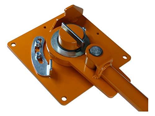 Biegegerät GR-4 Handbiegemaschine Eisen 6-16mm Eisenstangen Biegemaschine Biegevorrichtung Formenbieger