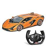 Mondo- Lamborghini Sian Vehículo controlado por radio, 1 unidad [colores surtidos]