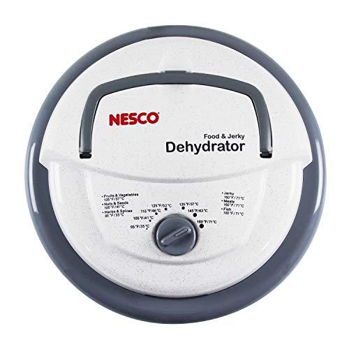 NESCO FD-75A, Snackmaster Pro Food Dehydrator, Gray