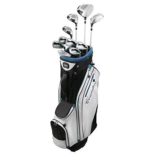 Powerbilt Countess Platinum 15 Piece Ladies Standard Length LH Golf Package Set