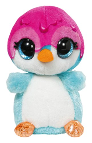 NICI 40599 NICIdoos Sirup Pinguin Deezy Crazy, 12 cm