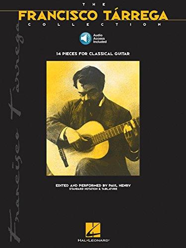 TARREGA - Coleccion para Guitarra Tab (Inc.CD)