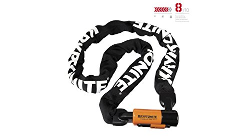 Kryptonite Evolution 1016 Mini 10mm Chain Bicycle Lock