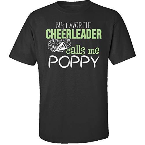 Kelly Kings My Favorite Cheerleader Calls Me Poppy - Camiseta para adulto