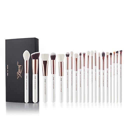 Jessup Makeup Pinselsets 20 Pcs Schmink Kosmetik Bürsten Lidschatten Puder Concealer Eyeliner T225