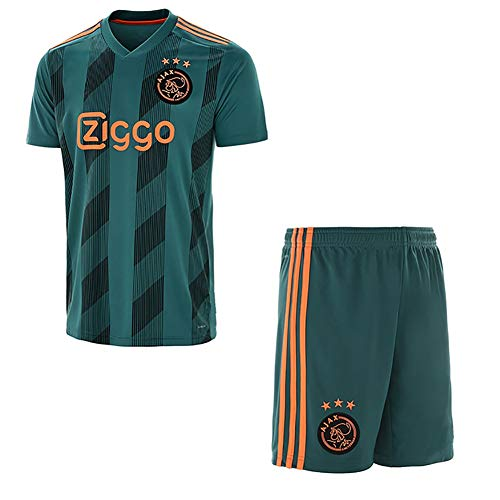Zhouwei222 Personalised 2019-2020 Football Kits Soccer Club Jersey (Home and Away) Tops Shirt + Shorts + Socks Set-Custom with Your Name and Numbers
