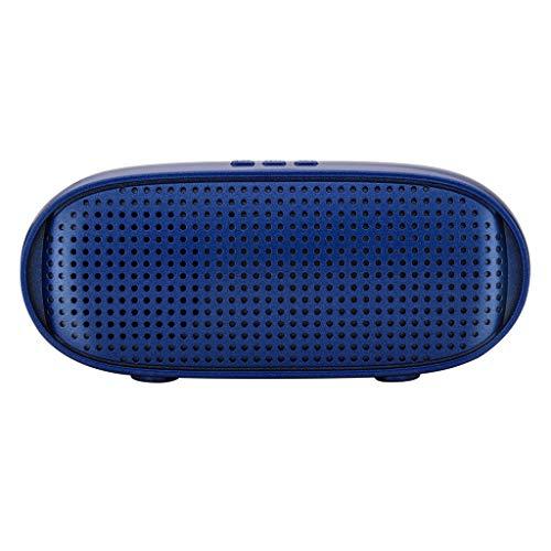 OPAKY Tragbarer drahtloser Bluetooth-Stereo-Sound-SDCard-Lautsprecher für Smartphone-Tablet-PC für iPhone, Samsung usw.