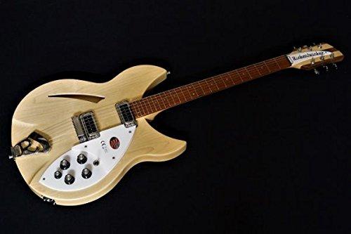 Rickenbacker 330 Gitarren-Set Mapleglo