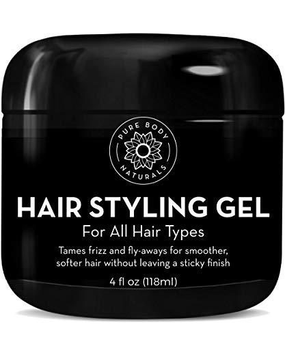 Hair Gel for Men, Natural Ingredien…
