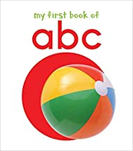 My First Book Of ABC : First Board Book