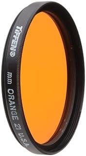 Tiffen 49OR21 49mm Orange 21 Filter