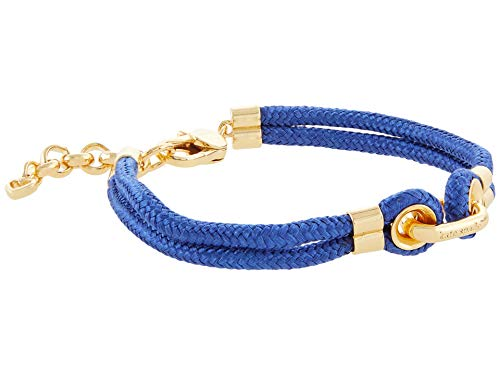 Kate Spade New York Know The Ropes Cord Bracelet Blue One Size