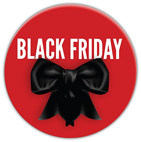 SkyBug Black Friday Bumper Sticker Vinyl Art Decal Vinile Adesivo for Car Truck Van Window Bike Laptop