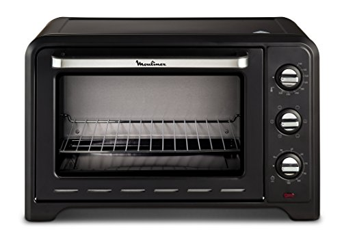 Moulinex OX4648 Optimo Mini-Elektro-Backofen, 33 l
