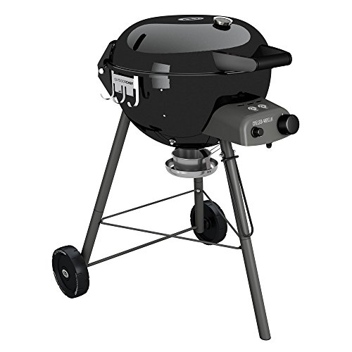 Outdoorchef Chelsea 480G LH - Barbecue a gas, Diametro 480 mm, Nero